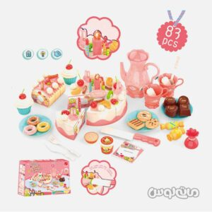 ست اسباب بازی کیک تولد گود بیبی
