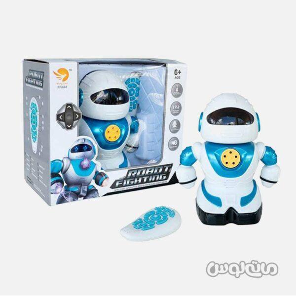اسباب بازی ربات مبارز کنترلی هونگ یان